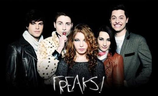 Freaks! (una web serie tutta italiana)